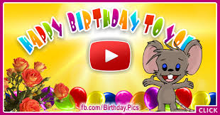 free birthday singing cards animated birthday cards for kids