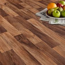 arezzo walnut effect matt vinyl flooring 4 m departments diy