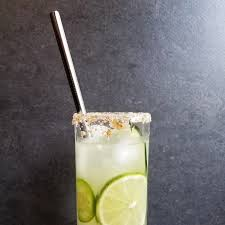 cucumber margarita cocktail recipe refreshing cucumber jalapeño margarita