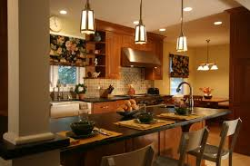 Oak Cabinets With What Color Walls Best Home Decoration World - Pictures of kitchens with oak cabinets