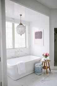 bathroom chandelier lighting ideas best 25 bathroom chandelier ideas on master bath