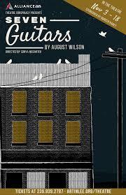 seven guitars by august wilson u0026 directed by sonya mccarter