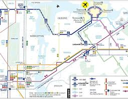 Maps Direction Submission Official Map New York Mta Transit Maps