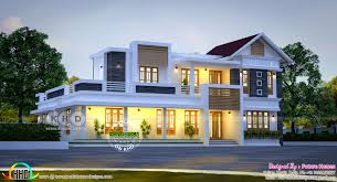 kerala home design contact number mix roof home by future homes from kollam kerala home design