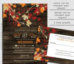 fall wedding invitations fall wedding invitation template 15 psd formats free