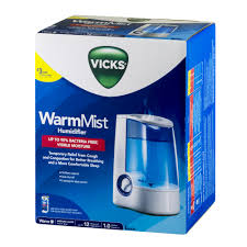 vicks warmmist humidifier 1 0 ct walmart com