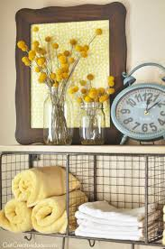 Grey And Yellow Bathroom Ideas Best Yellow Bathroom Decor Ideas On Pinterest Guest Bathroom Ideas