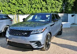 land rover velar blue 2018 land rover range rover velar review photos autonation 001