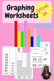 4th Grade Graphing Worksheets 1314 Best Math For Special Education Images On Pinterest