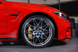 red bmw m4 ferrari red bmw m4 is delicious to look at