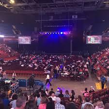 Mohegan Sun Arena Floor Plan Mohegan Sun Arena Section 19 Concert Seating Rateyourseats Com