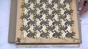 creating an escher like tessellated chess board youtube