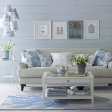 Modern Blue Living Room by Blue Decorations For Living Room 1216