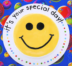 it s your special day plate make a special plate for the family use only on birthdays award