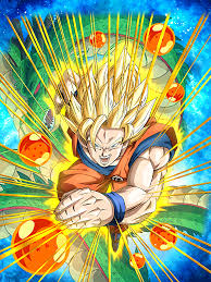 charge super saiyan goku dragon ball dokkan battle
