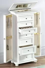jewelry armoire under 50 bay jewelry jewelry s bedroom furniture