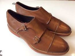 light brown monk strap shoes to boot new york men s light brown leather double monk strap shoes
