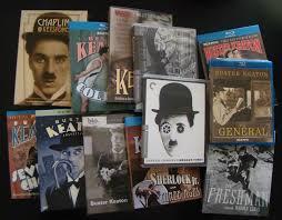 charlie chaplin biography history channel author lectures dvd blu ray bonus programs chaplin keaton lloyd