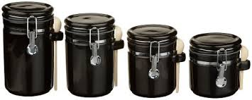 thl kitchen canisters canister sets for the kitchen amazon com
