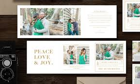 tri fold christmas card template best business template