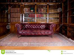 Antique Leather Sofa Retro Leather Couch Royalty Free Stock Images Image 4179109