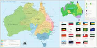 Australian States Map by Australian Islands 2016 By Imdeadpanda On Deviantart