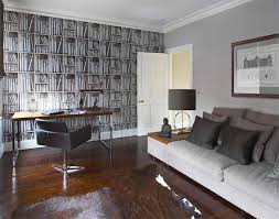 Interior Wallpaper For Home Stunning Wallpapers In 20 Home Office And Study Spaces Home