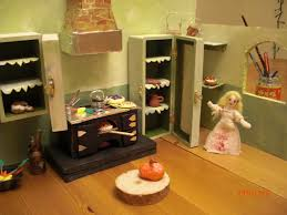 cinderella s handmade miniature kitchen castle of costa mesa i