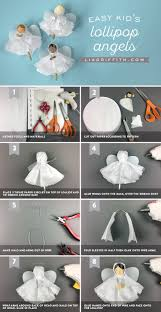 tissue paper angels diy kid u0027s holiday craft angel patterns and