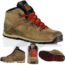 boots sale uk ebay mens timberland casual leather lace winter ankle brown boots shoes