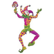 mardi gras joker top your silly or sinister jester costume with the jester