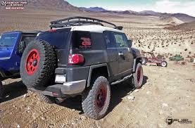 land cruiser user manual toyota fj cruiser fuel trophy d551 wheels matte black w