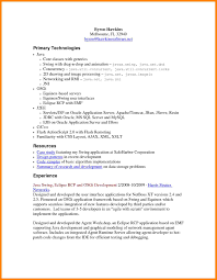 Oracle Experience Resume Sample 14 Oracle Pl Sql Developer Resume Sample Address Example