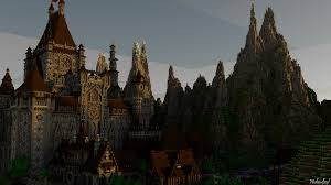 Castle Maps For Minecraft 15 Amazing Minecraft Castles