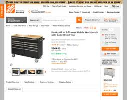 home depot 9 drawer chest husky black friday husky 9 drawer chest of drawers