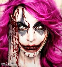 Awesome Scary Halloween Costumes 38 Scary Images Halloween Makeup Costumes