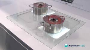Siemens Cooktop Induction Demonstration Of Bosch U0027s Easy To Control Flex Induction Cooktop