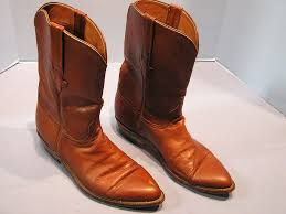lucchese s boots size 9 s lucchese light brown cowboy boots size 9 d ebay