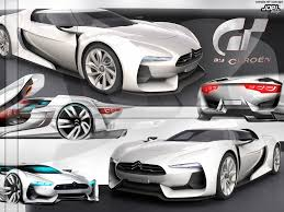 citroen supercar cars in pictures citroen gt u2013 gaycarboys com