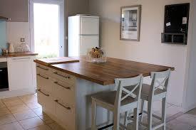 table bar rangement cuisine ilot bar avec rangement sur le côté vintage furniture