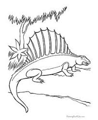 dinosaur coloring pages teaching resources colour