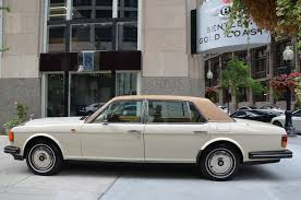 rolls royce silver spur 1987 rolls royce silver spur stock 21710 for sale near chicago