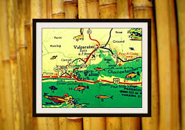 Map Of Fort Walton Beach Florida by Map Photograph Destin Florida Gifts For Her Retro Color Ft