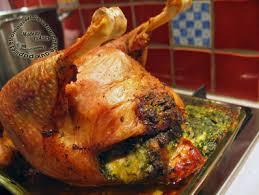 cuisiner un chapon farci chapon farci aux épinards foie gras et cognac de la fourchette