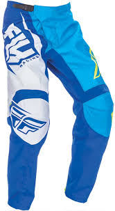 blue dirt bike boots 2017 fly racing youth f 16 pants mx atv bmx motocross off road
