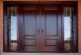 Exterior Wood Door Manufacturers Unique Wood Front Door Wood Front Doors Front Doors And Doors