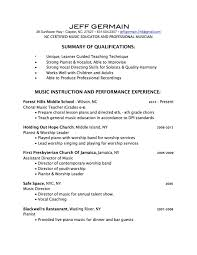 Resume Sample Jamaica by Pianist Resume Sample Free Resume Example And Writing Download
