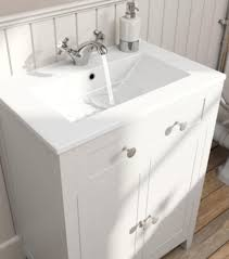 Bathroom Vanity Units With Basin by Camberley White Bathroom Vanity Unit With 600mm Basin New In