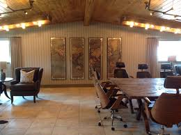 rustic modern rustic modern conference room the whole 9 yards