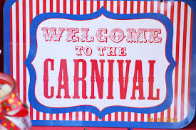 carnival birthday party one smoove family carnival birthday party all about